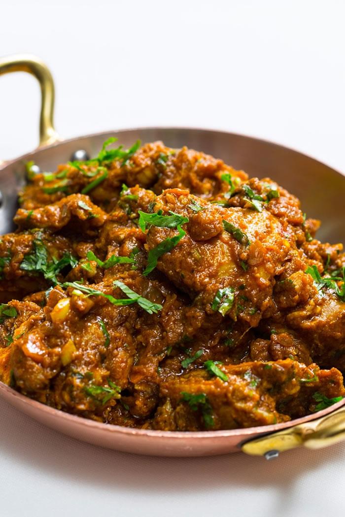 Bhuna Mutton