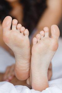 Heels Using Home Remedies