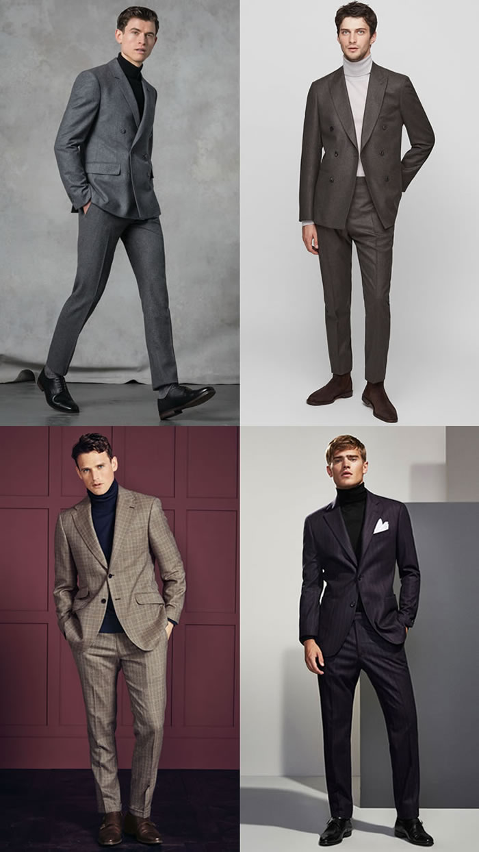 9 Fresh Ways to Wear A Suit