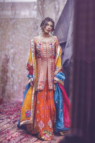 Zarmisha Dar Bridal Collection