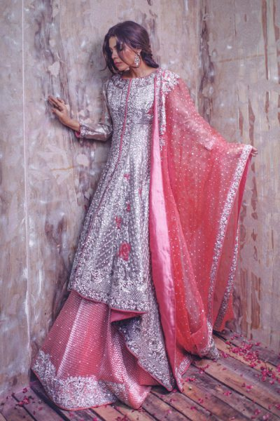 Zarmisha Dar party wear collection