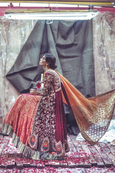 Zarmisha Dar party wear