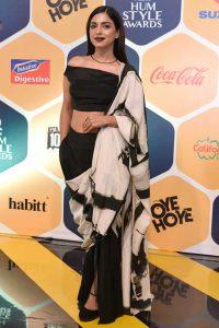 Sonya Hussain hum tv award 2017