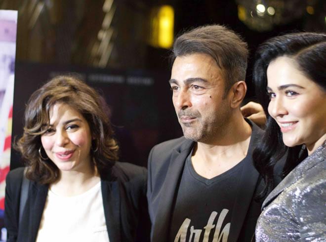 shaan movie arth trailer launch event