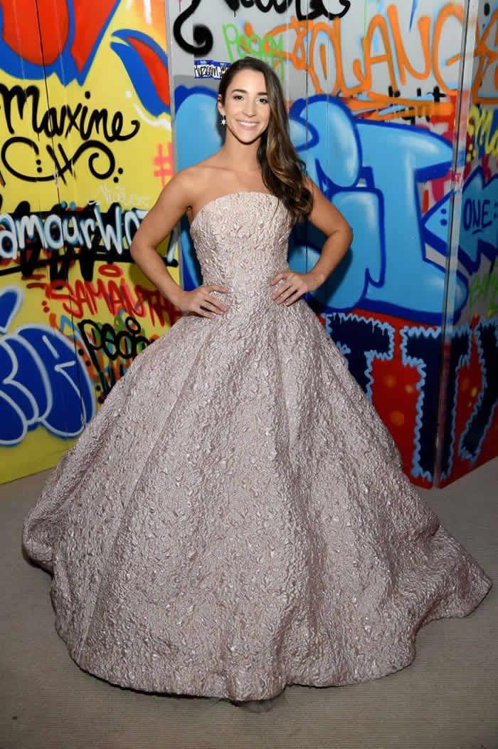 Aly Raisman Best dress