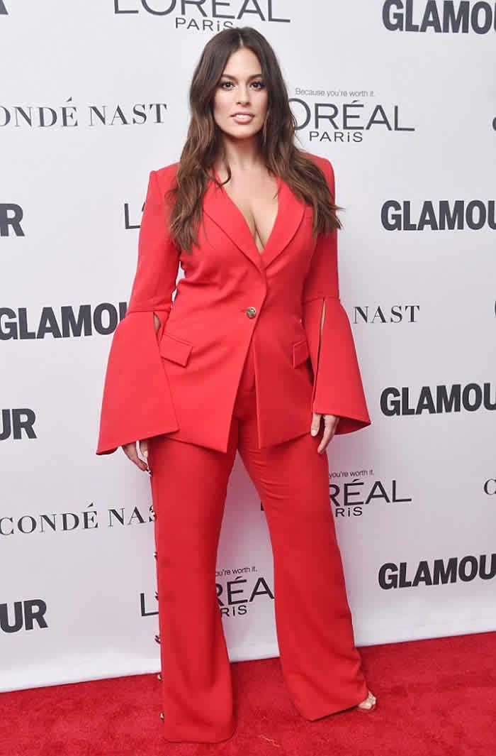 Ashley Graham Red Hot