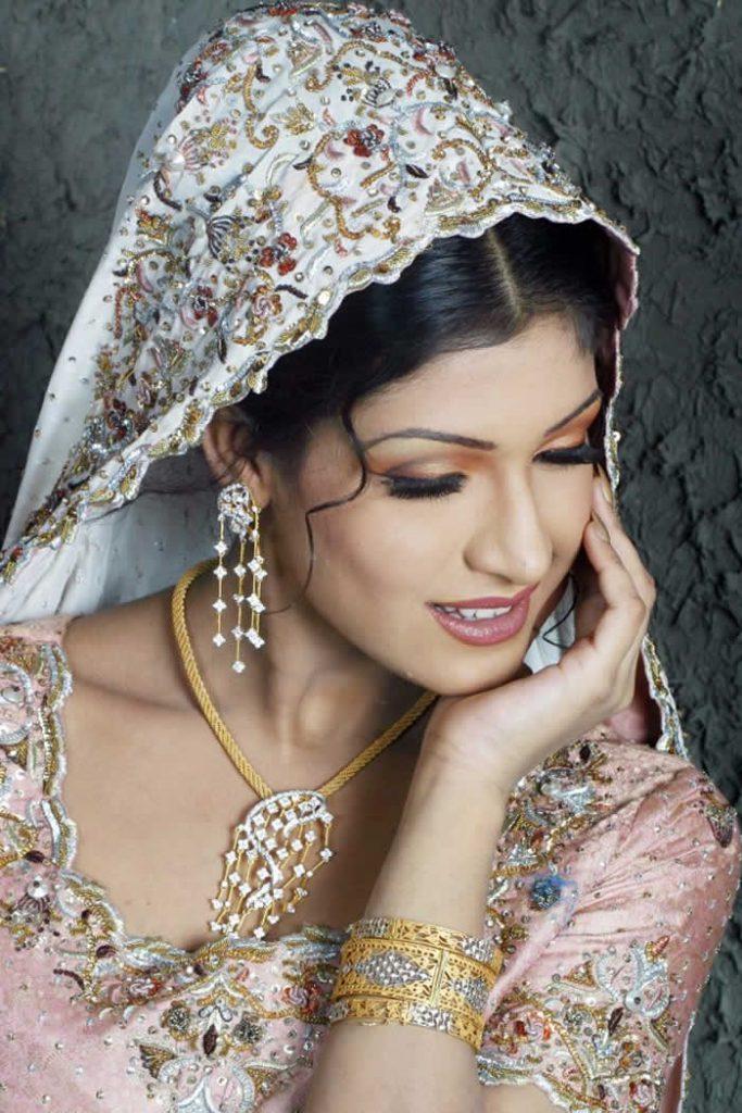Model Kiran Baloch