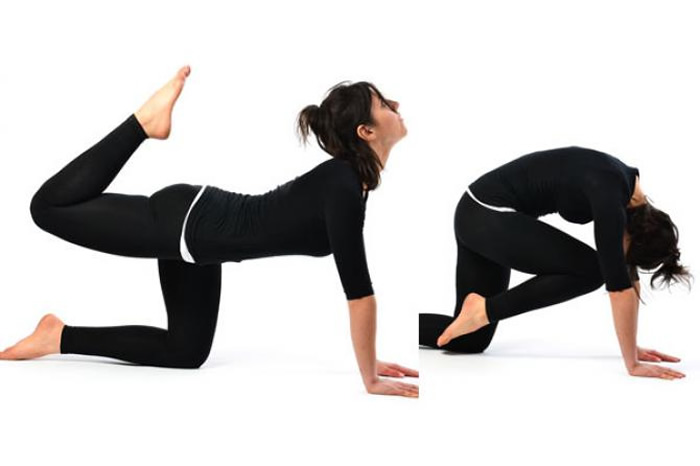 7 Simple Yoga Poses To Lose Post Pregnancy Weight
