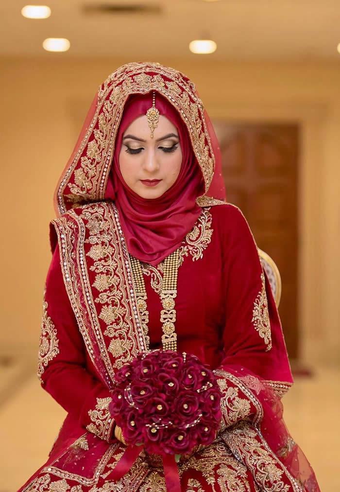8 Hijabi Brides So Serene You Cant Help But Say Mashallah