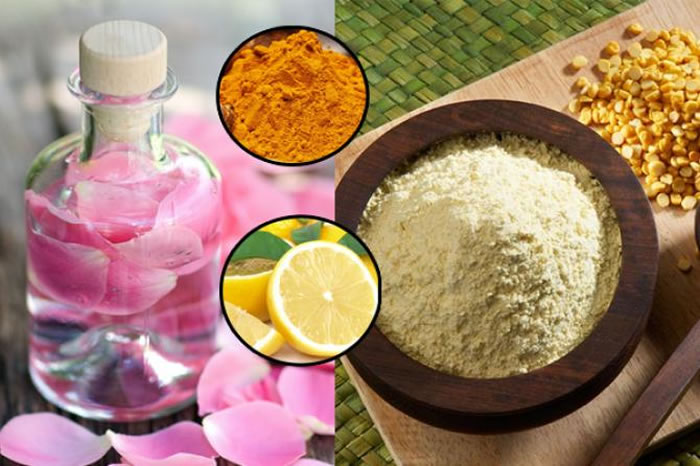 5 Beauty Benefits Of Homemade Besan Face Packs For All Skin Types