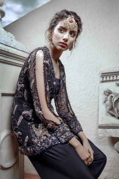 Hira Ali bridal dress