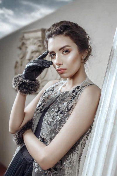 Hira Ali Winter dresses