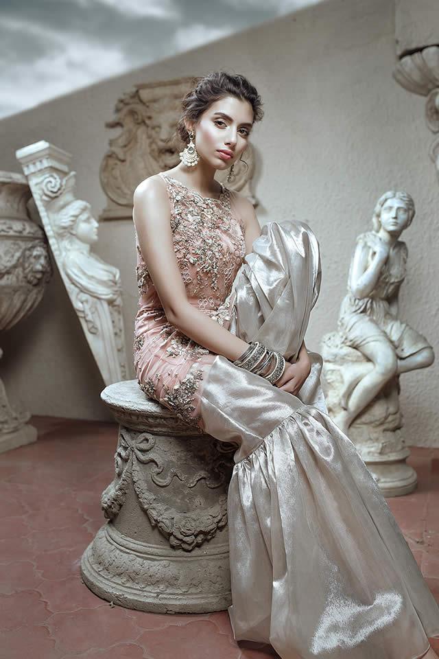 Hira Ali Winter Bridal Wear