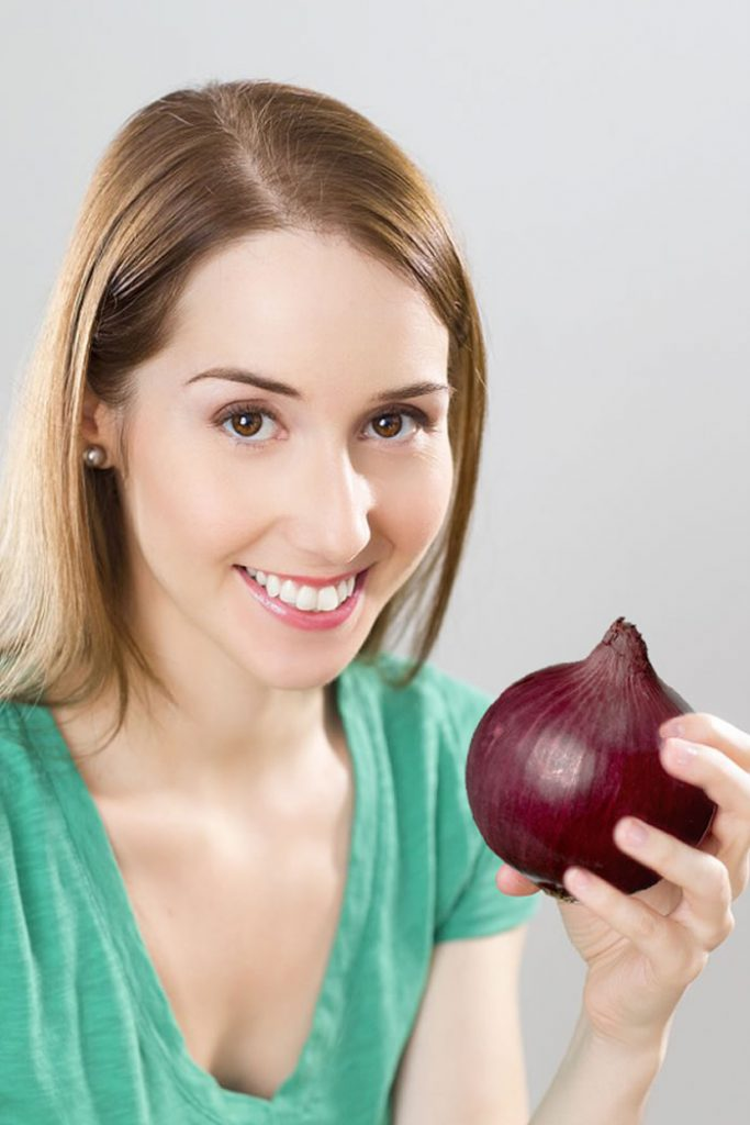 Beauty Benefits Onions