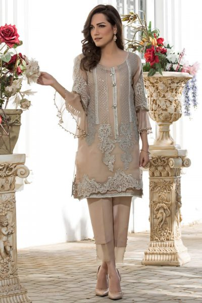 Firdous Fashion Luxury Ready To Wear Dresses Collection 2018