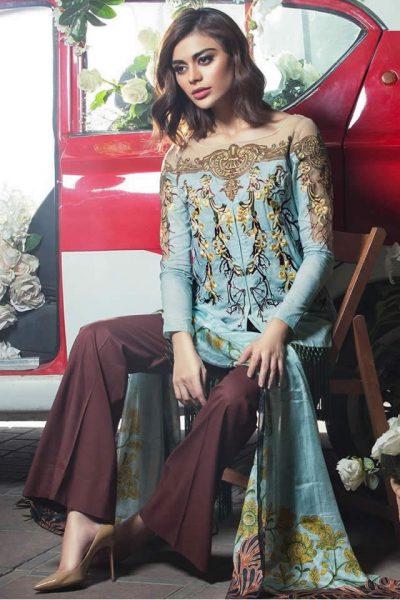 abassum Mughal Collection 2018