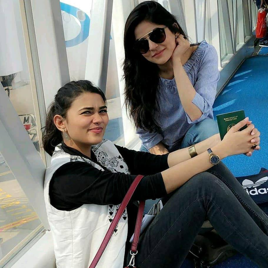 Sanam Baloch Maldives Vacation Pictures Viral On Social Media