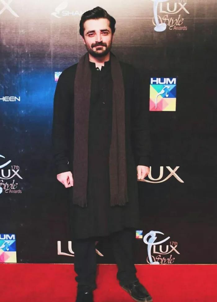 Hamza Ali Abbasi Lux Style Awards