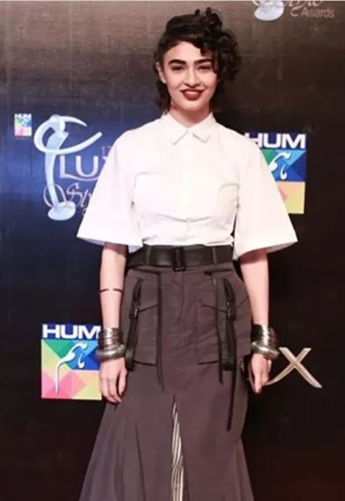 Sahifa Jabbar Lux Style Awards