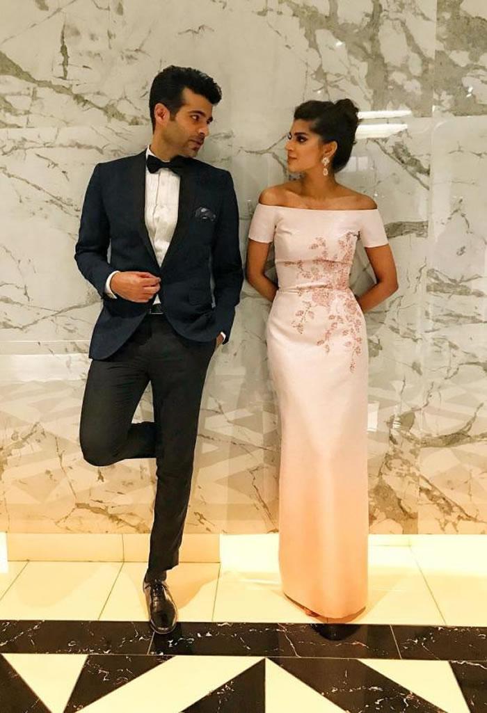 Sanam Saeed & Adnan Malik Lux Style Awards