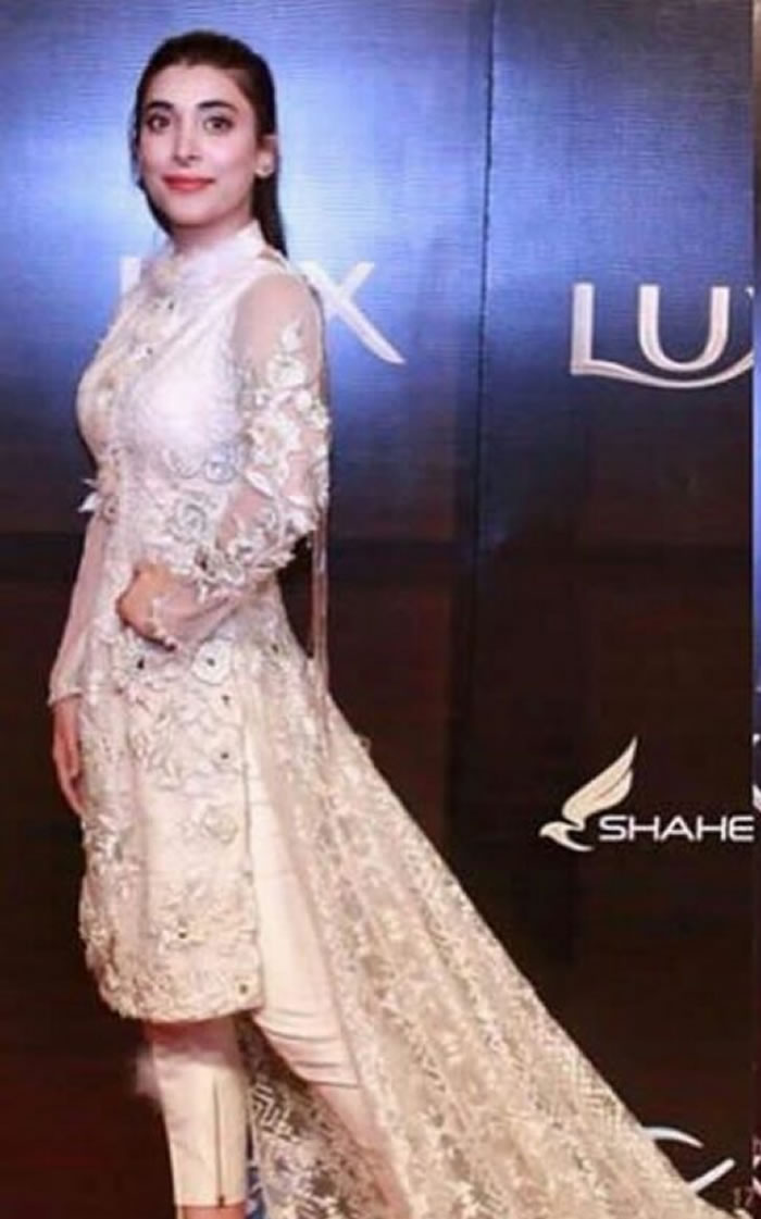 Urwa Hocane Lux Style Awards
