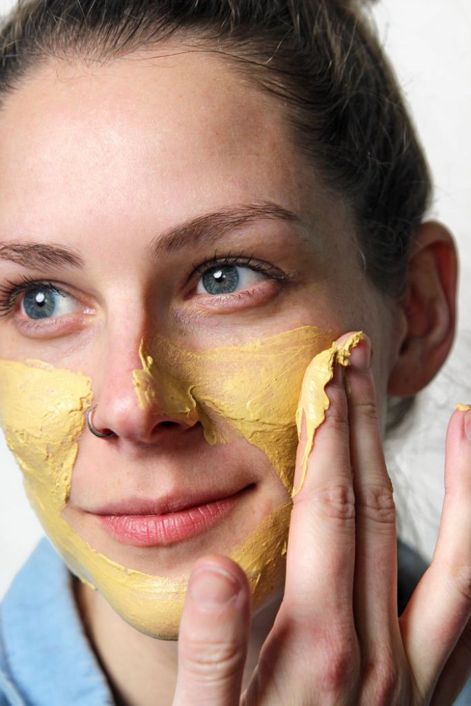 Homemade Yogurt Face Packages To Get Glowing And Healthy Skin BY SAEED NASIR