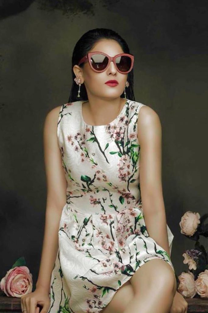 Hina Altaf's New Bold Photo Shoot