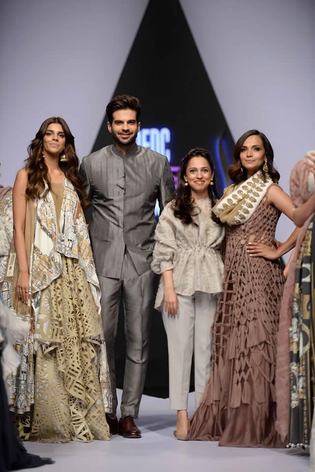 Nida Azwer The Mughal Court Collection at PFDC Sunsilk Fashion Week