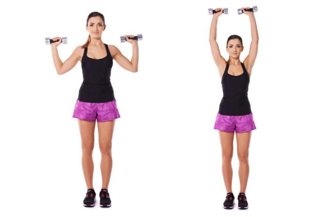 3 Best Exercises To Lose Arm Fat; Fastest Way To Tone Flabby Arms
