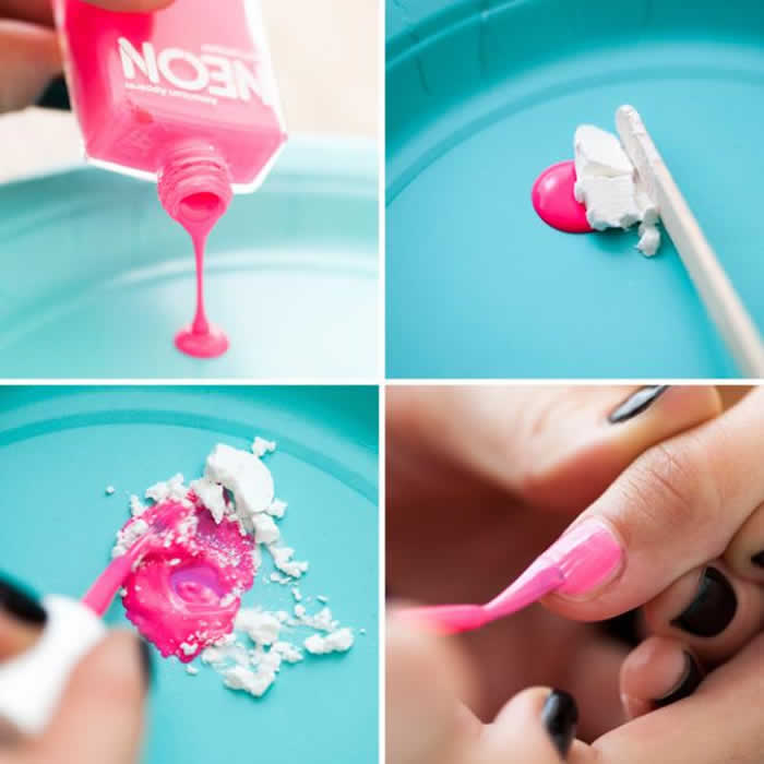 7 Easy DIY Nail Art Hacks That Can Be Done At Home For Beginners