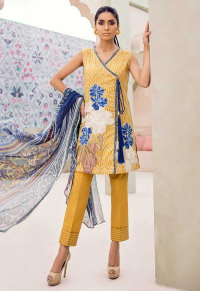 Cross Stitch Spring/Summer Lawn Collection 2018 Vol 2