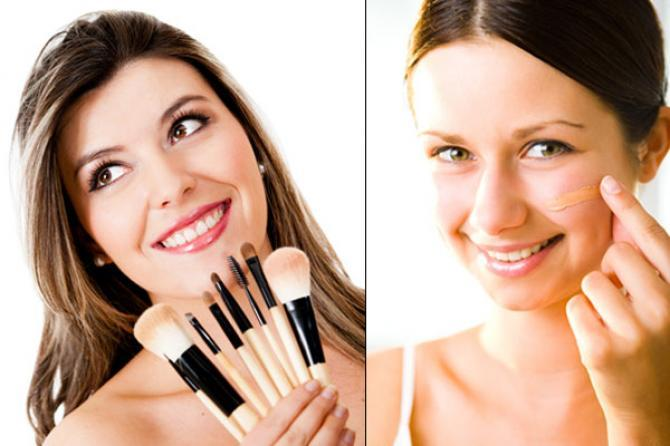 5 Easy Makeup Tricks To Make Round Face Look Thin Instantly