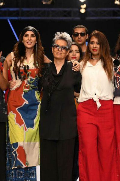 Designer Maheen Khan new collection