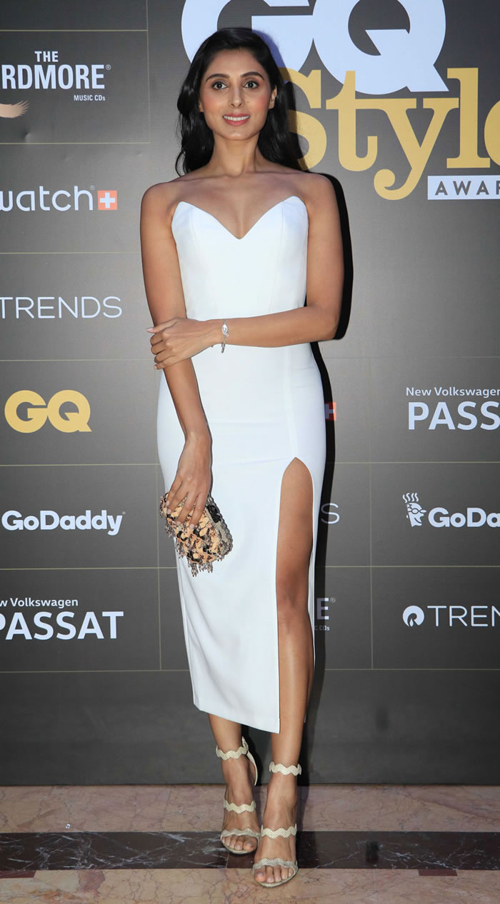 Pernia Qureshi attends the GQ Style Awards 2018 held at Taj Lands End in Mumbai