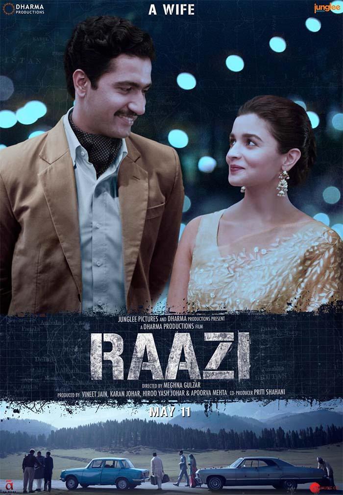 Raazi Movie Reviews