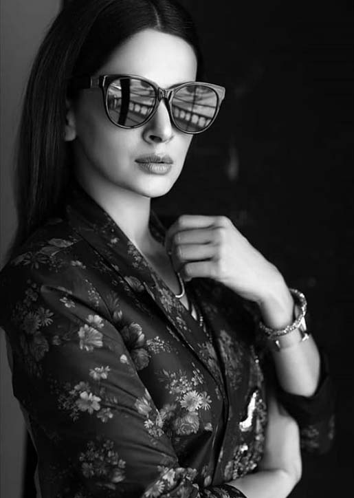 Saba Qamar Had a Pretty Bold Photoshoot