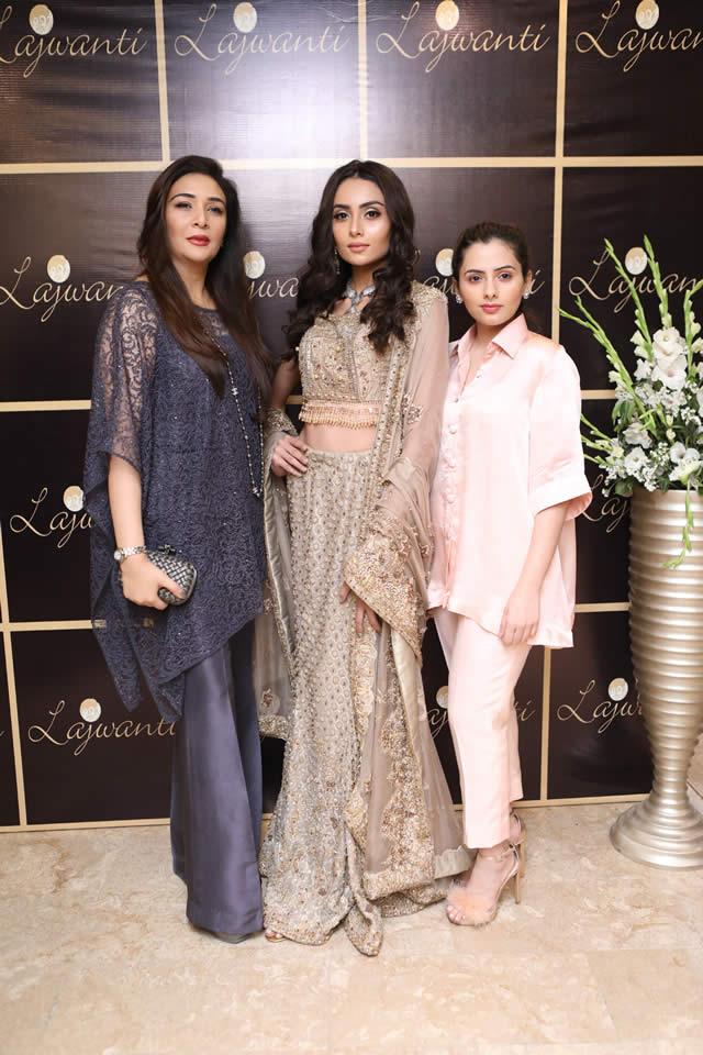Ana Of Lajwanti With Farwa Kazmi And Sara Omer Fashion Central
