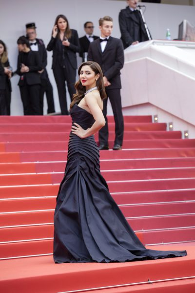 Mahira Khan at Cannes Film Festival 2018
