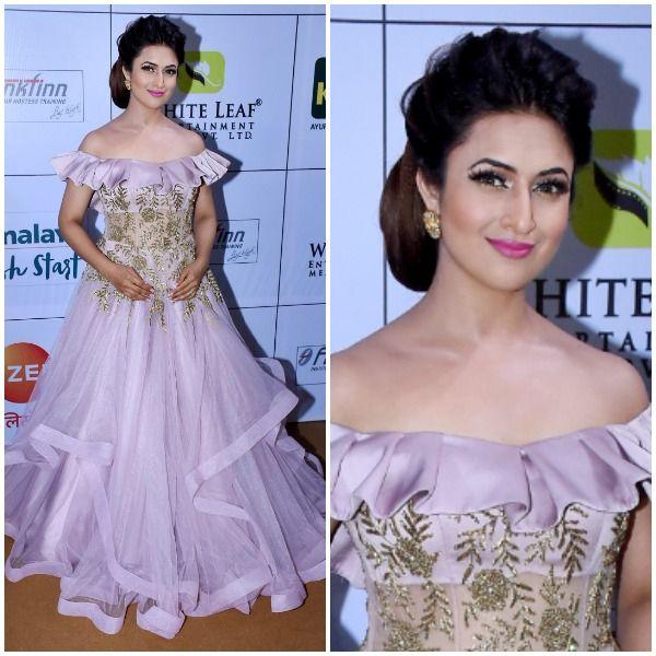 Divyanka Tripathi Dahiya looked like a princess