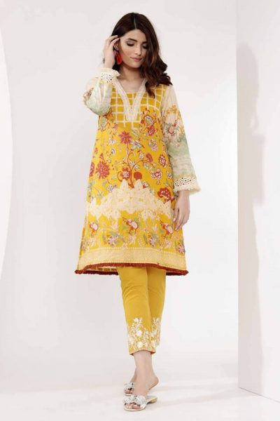 Khaadi Midsummer outfits