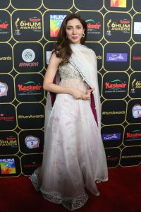 Mahira Khan Hum Awards Pictures
