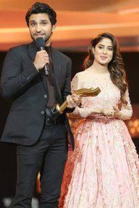 Sajal Ali and Ahad Raza Mir
