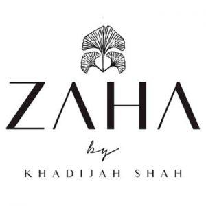 zaha clothing brand