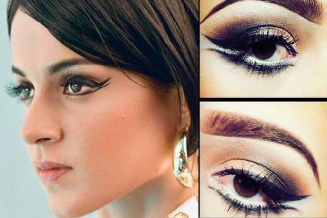 5 Tricks You Must Know To Sport The Double-Eyeliner Trend Right