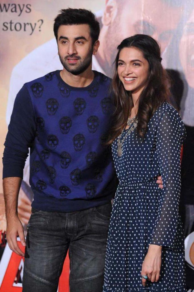 Deepika Padukone Opens up About Ranbir Kapoor Not ...