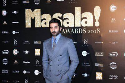 Pakistani actor Sheheryar Munawar