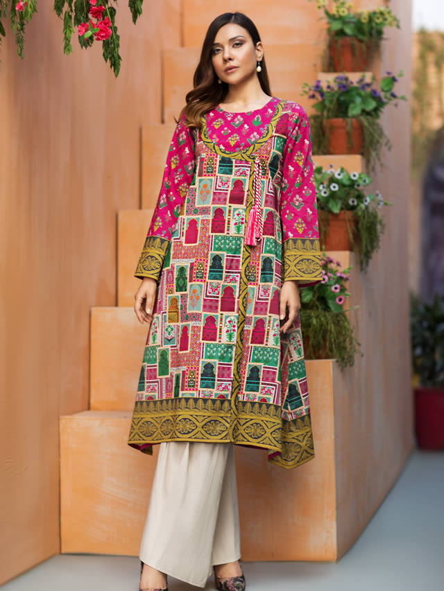 f668b18283 Limelight Eid Lawn Unstitched Collection 2019, Limelight Dresses