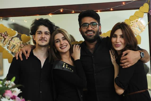 Kubra Khan Birthday Party Photos – Fashion Central