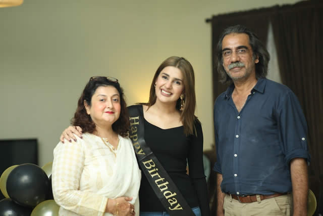 Kubra Khan Birthday Party Pictures – Fashion Central