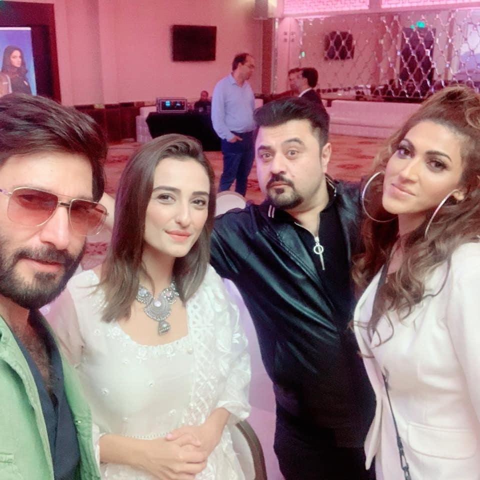 Aijaz Aslam Momal Sheikh Ahmad Ali Butt Sana Fakhar Fashion Central